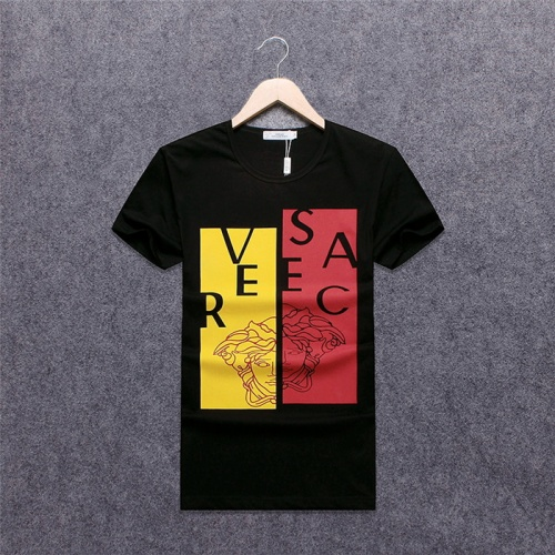 Versace T-Shirts Short Sleeved O-Neck For Men #754862