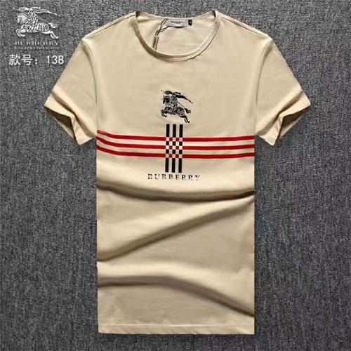 Burberry T-Shirts Short Sleeved O-Neck For Men #754878
