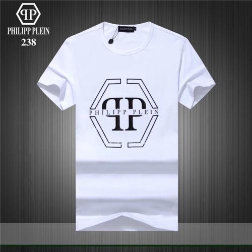 Philipp Plein PP T-Shirts Short Sleeved O-Neck For Men #754992