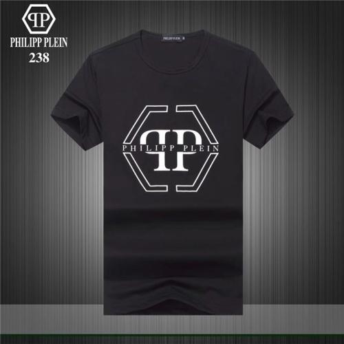 Philipp Plein PP T-Shirts Short Sleeved O-Neck For Men #754993