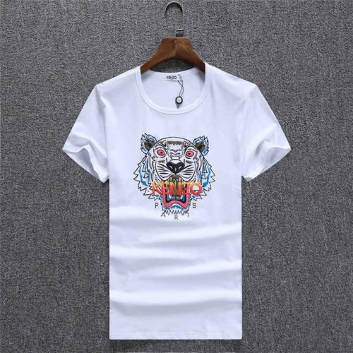Kenzo T-Shirts Short Sleeved O-Neck For Men #755027