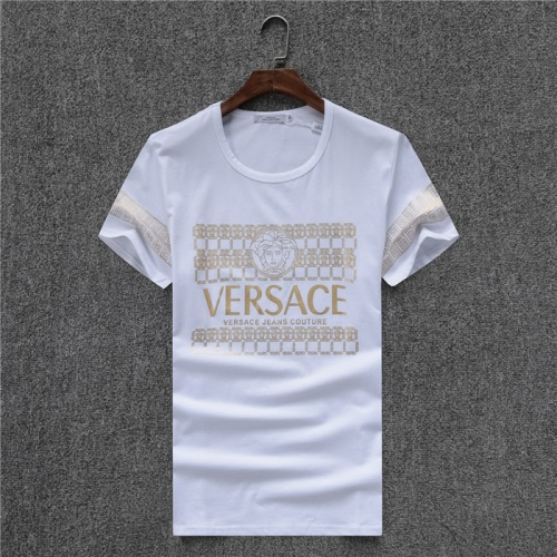 Versace T-Shirts Short Sleeved O-Neck For Men #755029