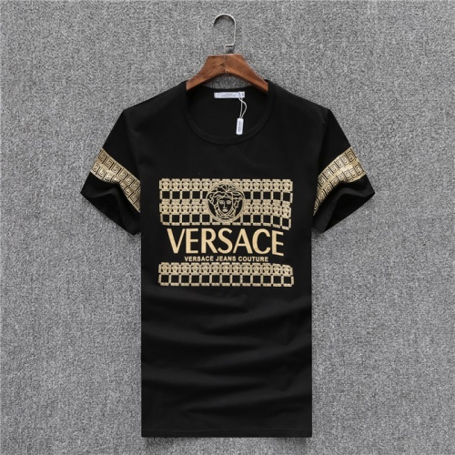 Versace T-Shirts Short Sleeved O-Neck For Men #755030
