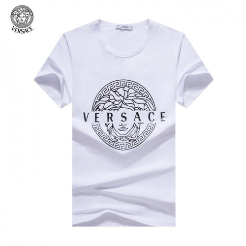 Versace T-Shirts Short Sleeved O-Neck For Men #755062