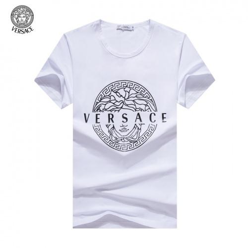 Versace T-Shirts Short Sleeved O-Neck For Men #755062