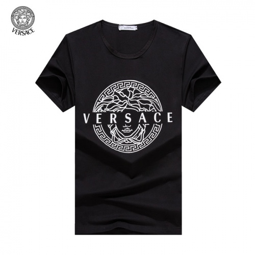 Versace T-Shirts Short Sleeved O-Neck For Men #755063