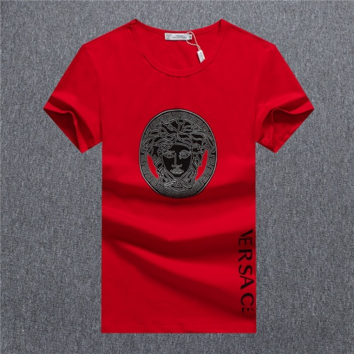 Versace T-Shirts Short Sleeved O-Neck For Men #755064