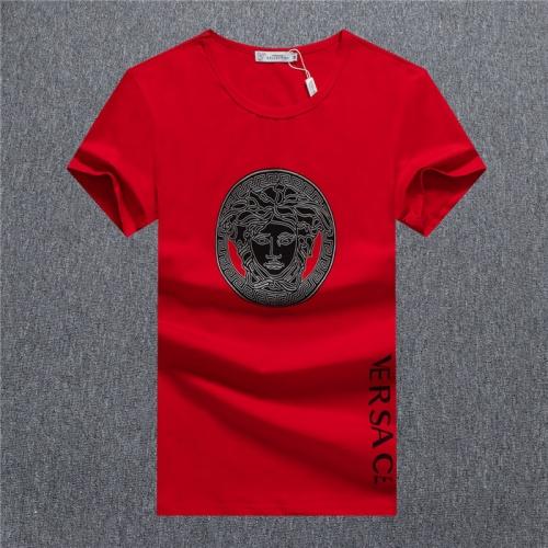 Versace T-Shirts Short Sleeved O-Neck For Men #755064