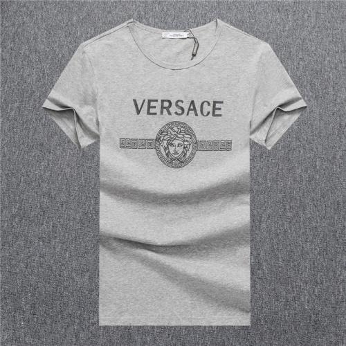 Versace T-Shirts Short Sleeved O-Neck For Men #755070