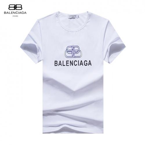 Balenciaga T-Shirts Short Sleeved O-Neck For Men #755179