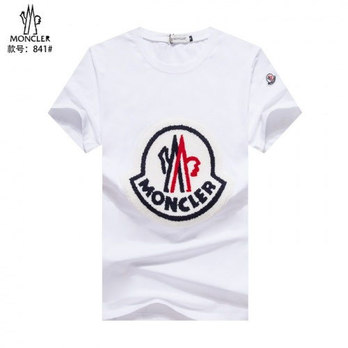 Moncler T-Shirts Short Sleeved O-Neck For Men #755200