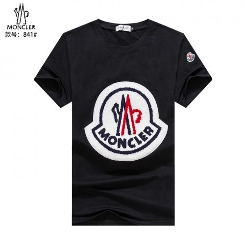Moncler T-Shirts Short Sleeved O-Neck For Men #755201 $24.25, Wholesale Replica Moncler T-Shirts