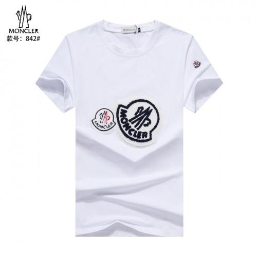 Moncler T-Shirts Short Sleeved O-Neck For Men #755202