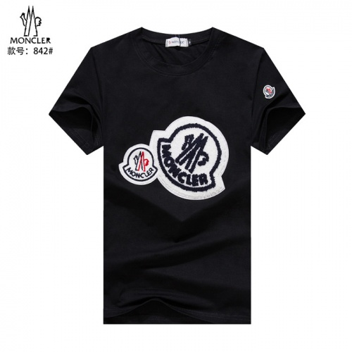 Moncler T-Shirts Short Sleeved O-Neck For Men #755203