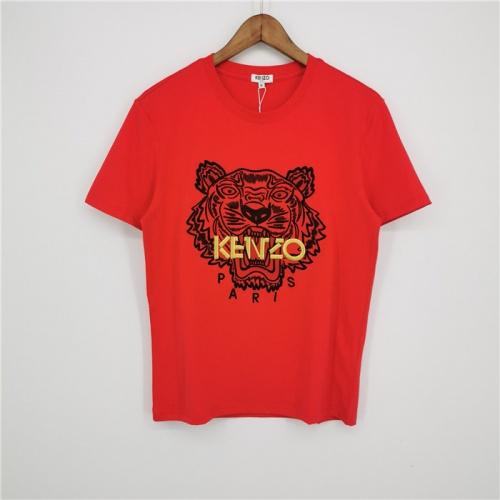 Kenzo T-Shirts Short Sleeved O-Neck For Men #755221