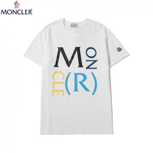 Moncler T-Shirts Short Sleeved O-Neck For Men #755259