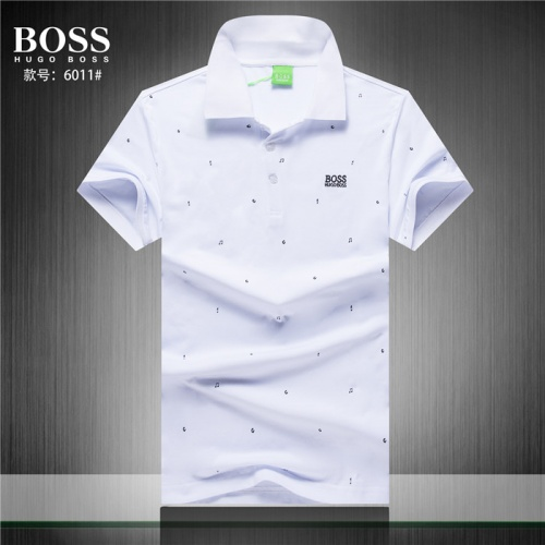 Boss T-Shirts Short Sleeved Polo For Men #755277