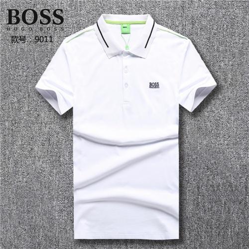 Boss T-Shirts Short Sleeved Polo For Men #755288