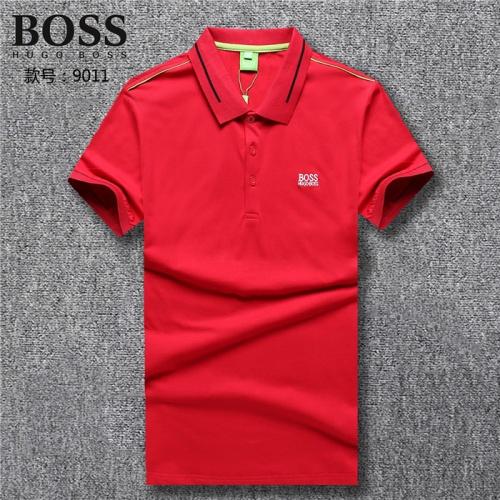 Boss T-Shirts Short Sleeved Polo For Men #755289