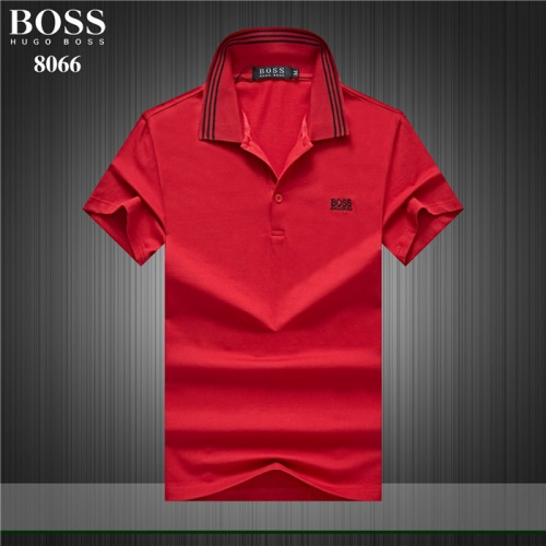 Boss T-Shirts Short Sleeved Polo For Men #755293