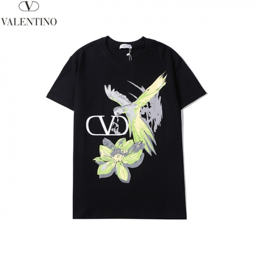 Valentino T-Shirts Short Sleeved O-Neck For Men #755326