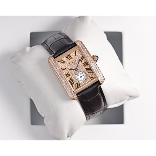 Cartier AAA Quality Watches In 30*39mm For Women #755458