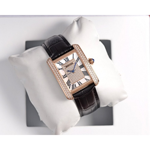 Cartier AAA Quality Watches In 30*39mm For Women #755459