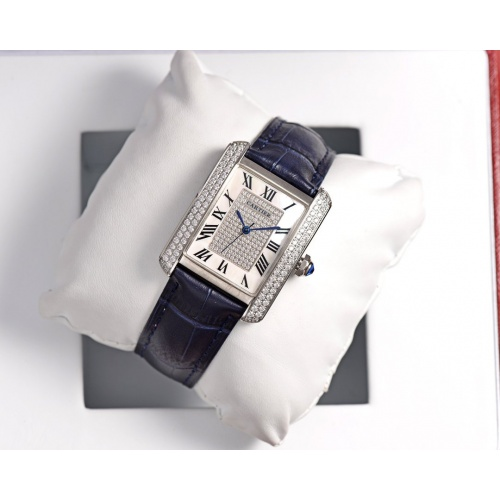 Cartier AAA Quality Watches In 30*39mm For Women #755461