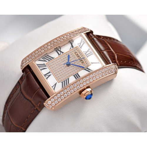 Cartier AAA Quality Watches In 30*39mm For Women #755464