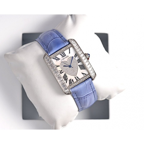 Cartier AAA Quality Watches In 30*39mm For Women #755480