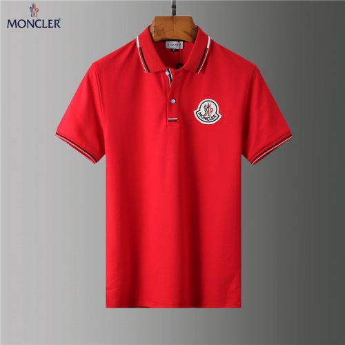 Moncler T-Shirts Short Sleeved Polo For Men #755487