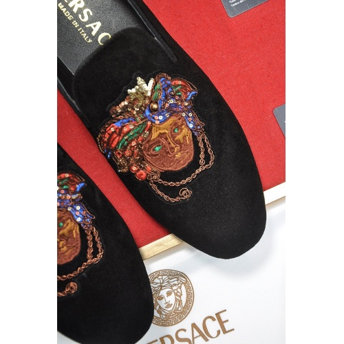 Replica Versace Casual Shoes For Men #755507 $75.66 USD for Wholesale