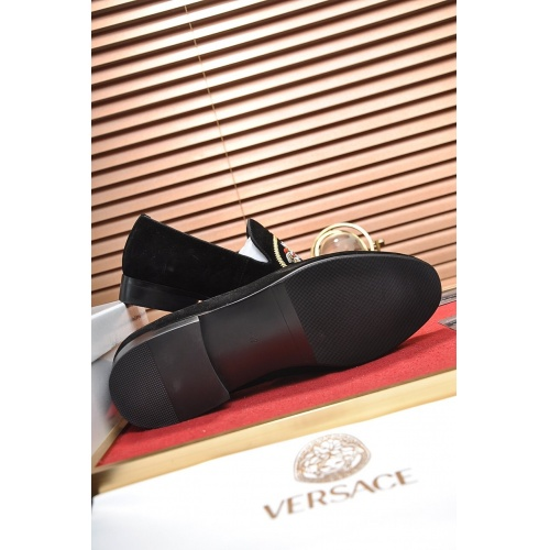 Replica Versace Casual Shoes For Men #755509 $75.66 USD for Wholesale