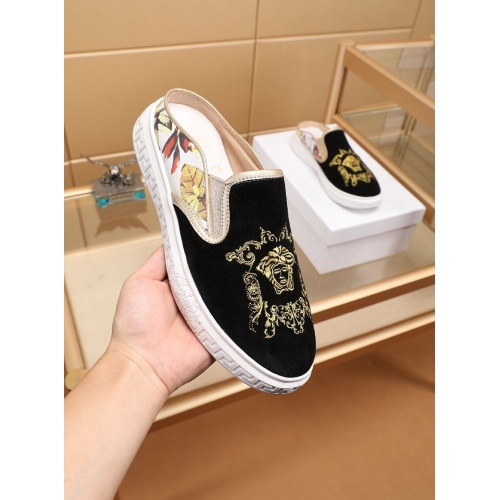 Replica Versace Casual Shoes For Men #755517 $67.90 USD for Wholesale
