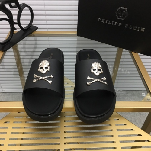 Philipp Plein PP Slippers For Men #755553