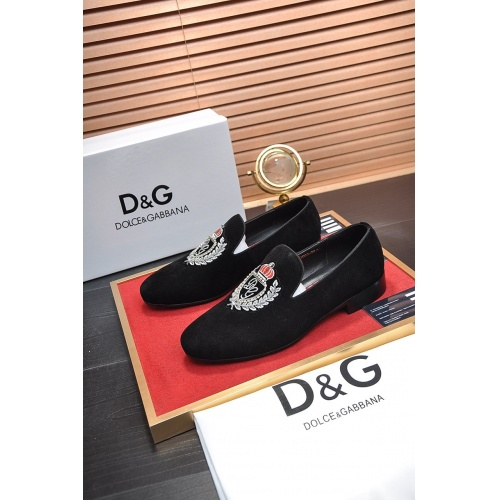 Dolce & Gabbana D&G Casual Shoes For Men #755588