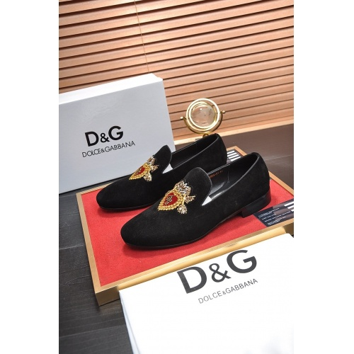 Dolce & Gabbana D&G Casual Shoes For Men #755589