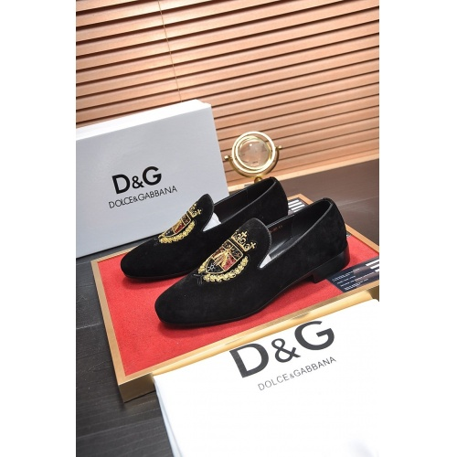 Dolce & Gabbana D&G Casual Shoes For Men #755590