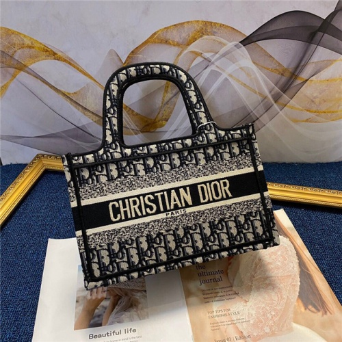 Christian Dior AAA Quality Handbags #755751