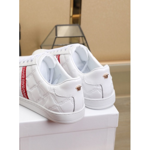 Replica Versace Casual Shoes For Men #755796 $83.42 USD for Wholesale
