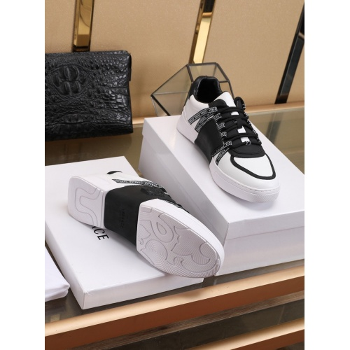 Replica Versace Casual Shoes For Men #755862 $83.42 USD for Wholesale