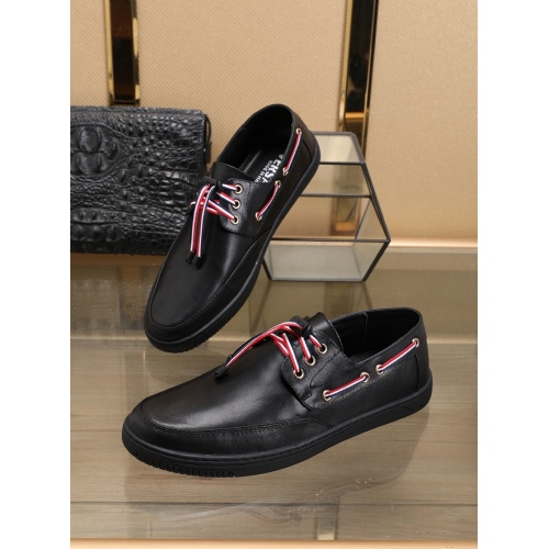 Replica Versace Casual Shoes For Men #755878 $83.42 USD for Wholesale