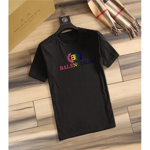 Balenciaga T-Shirts Short Sleeved O-Neck For Men #755912
