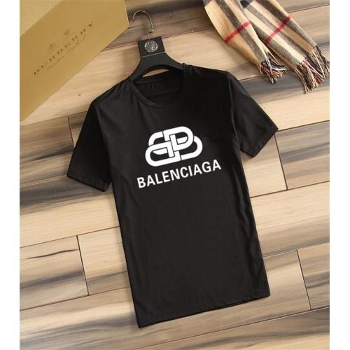 Balenciaga T-Shirts Short Sleeved O-Neck For Men #755914