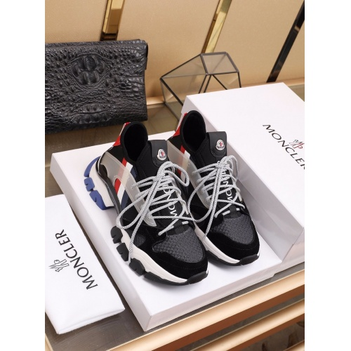 Replica Moncler Casual Shoes For Men #755933 $119.31 USD for Wholesale