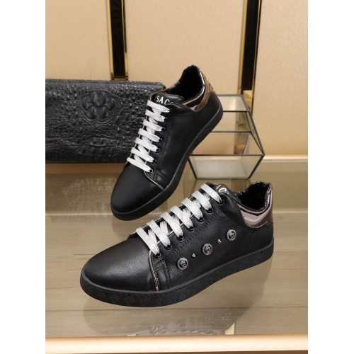 Replica Versace Casual Shoes For Men #756005 $80.51 USD for Wholesale