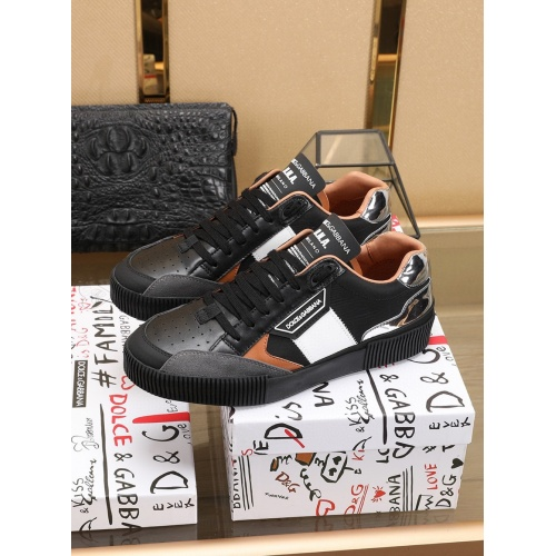 Dolce & Gabbana D&G Casual Shoes For Men #756010