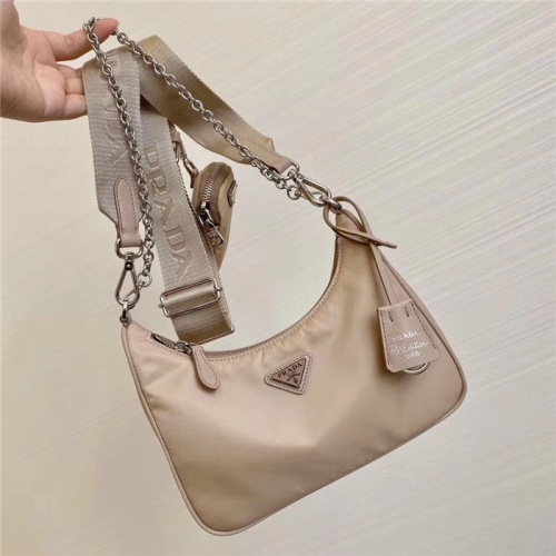 Prada AAA Quality Messeger Bags For Women #756038