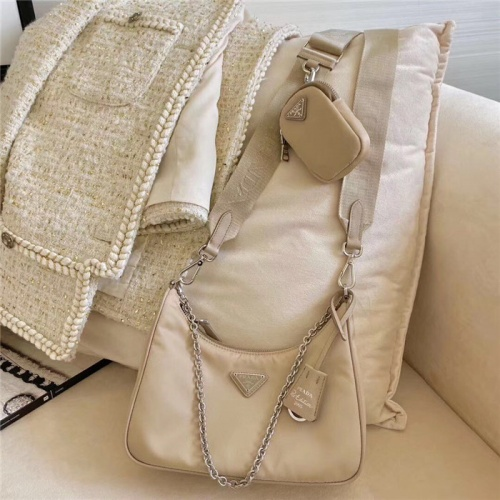 Replica Prada AAA Quality Messeger Bags For Women #756038 $77.60 USD for Wholesale