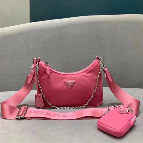 Prada AAA Quality Messeger Bags For Women #756039